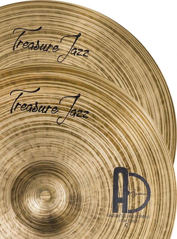 Treasure Jazz Cymbals Hi hat 4 950x1283 - Hi-Hat Cymbals Treasure