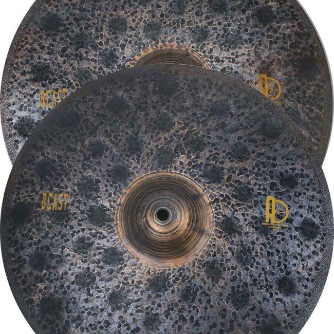 Turkish Cymabls Hi Hat 1 650x650 - Hi-hat Cymbals Beast