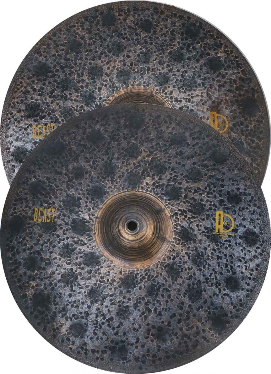 Turkish Cymabls Hi Hat 1 950x1311 - Hi-hat Cymbals Beast