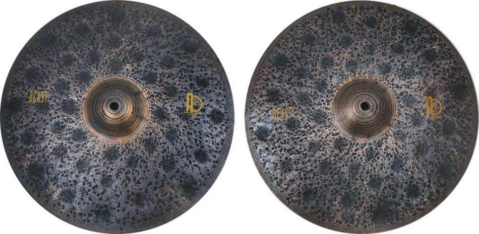 Turkish Cymabls Hi Hat 2 950x465 - Hi-hat Cymbals Beast