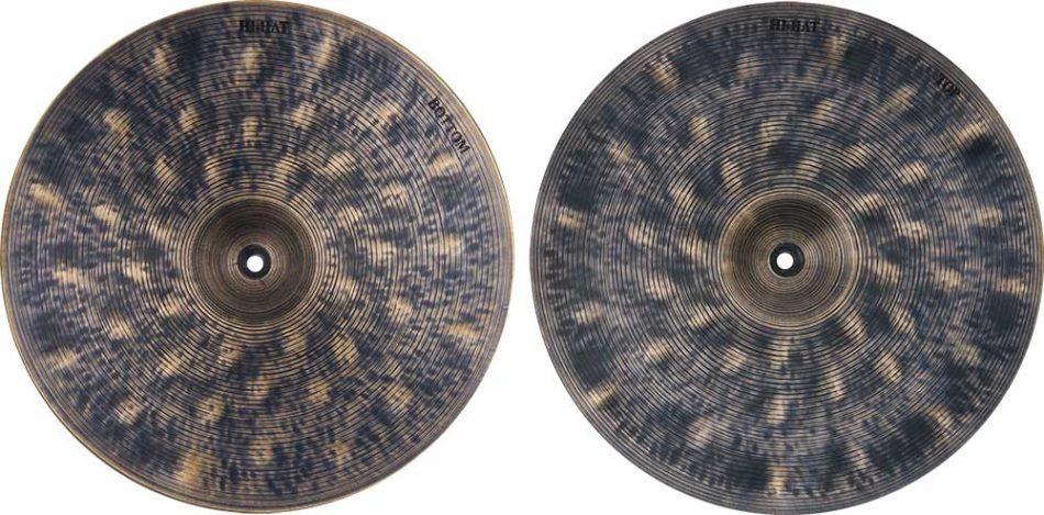 Turkish Cymabls Hi Hat 3 950x469 - Hi-hat Cymbals Beast
