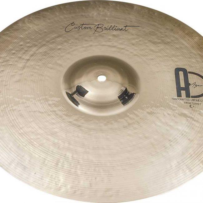 "Turkish Drum Cymbals Custom Brilliant Crash3 650x650 - Crash Cymbals 22"" Custom Brilliant"