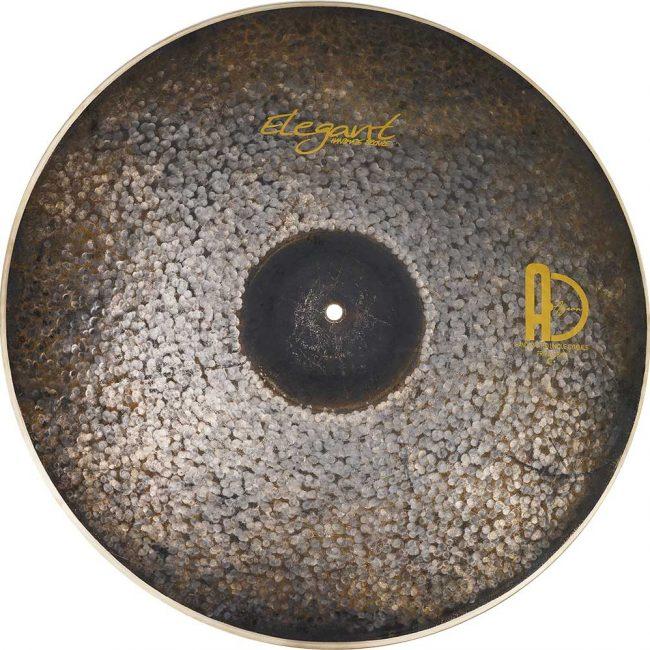 "Turkish Drum Cymbals Elegant Ride Cymbals 3 650x650 - Ride Cymbals 24"" Elegant"