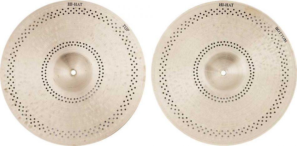 Turkish Hi hat cymbals Hush Hush Hi hat 1 950x467 - Hi-Hat Cymbals Hush Hush