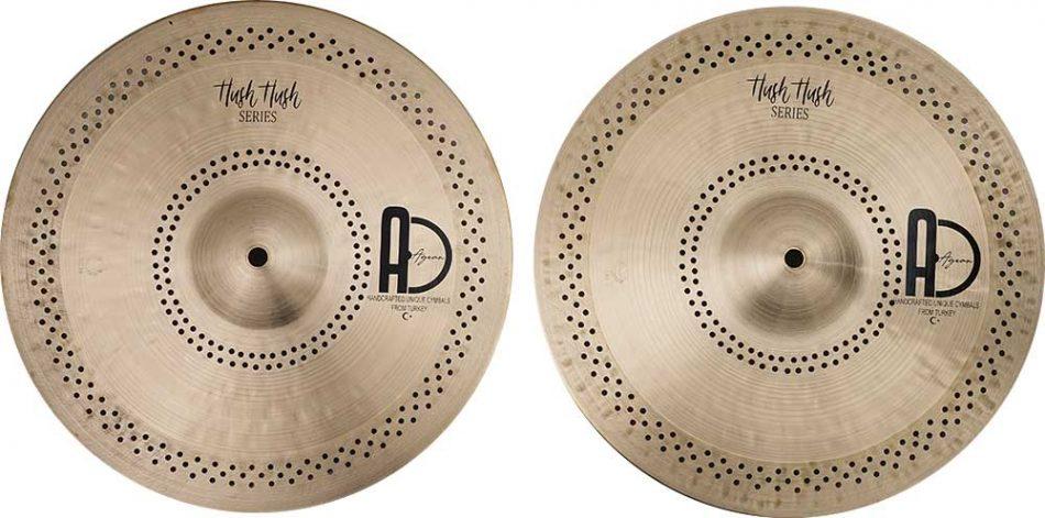 Turkish Hi hat cymbals Hush Hush Hi hat 6 950x471 - Hi-Hat Cymbals Hush Hush