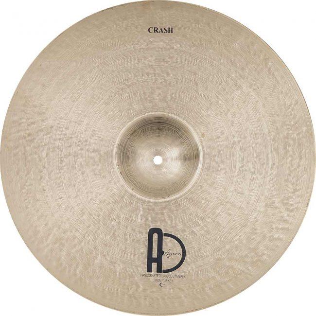 """Turkish drum cymbals legend crash cymbals 5 650x650 - Crash Cymbals 17"""" Legend"""