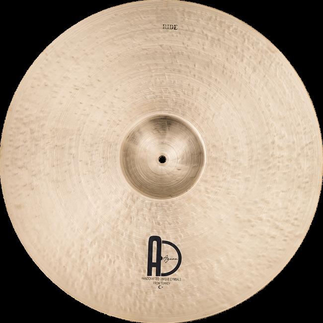 "Turkish ride drum cymbals legend ride istanbul 4 650x650 - Ride Cymbals 24"" Legend"