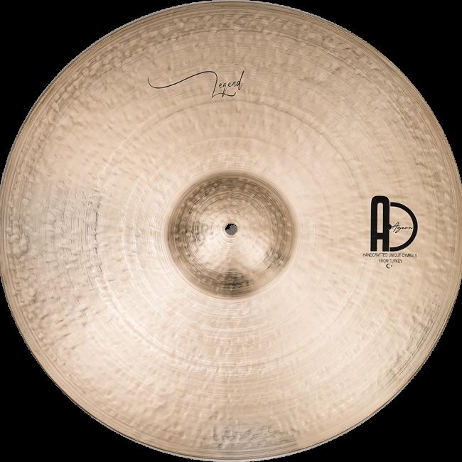 "Turkish ride drum cymbals legend ride istanbul 5 650x650 - Ride Cymbals 24"" Legend"