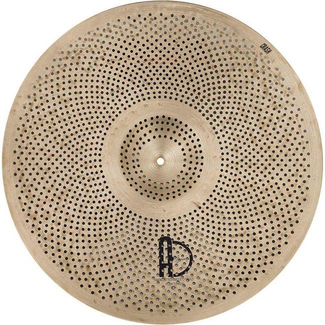 "Turkish zyn cymbals Natural R Crash 2 650x650 - Crash Cymbals 16"" Natural R Low Noise"
