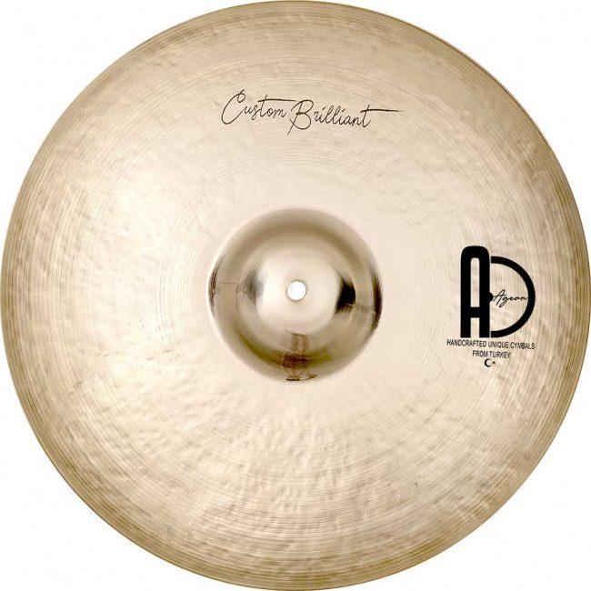 "Unique Drum Cymbal Set Custom Brilliant Crash 650x650 - Crash Cymbals 18"" Custom Brilliant"