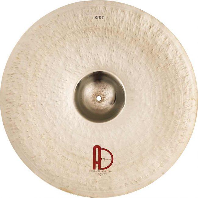 "best Turkish drum cymbals for Rock Master Ride2 650x650 - Ride Cymbals 24"" Rock Master"