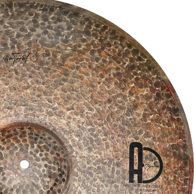 """best ride cymbal 1 650x650 - Ride Cymbals 24"""" Natural"""