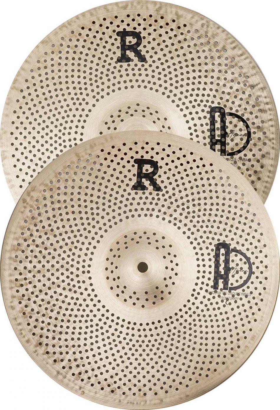 buy zildjian cymbals online R Hi Hat 5 950x1392 - Hi-Hat Cymbals R Low Noise