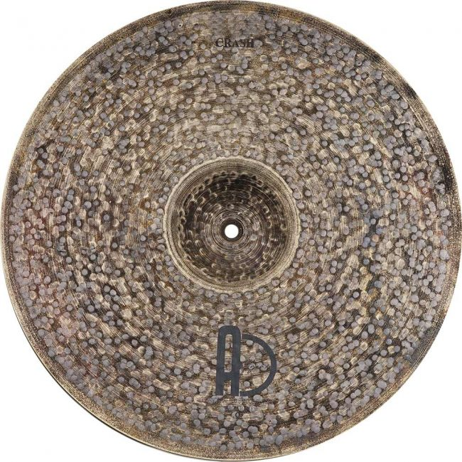 "crash cymbal Natural Crash 4 650x650 - Crash Cymbals 22"" Natural"