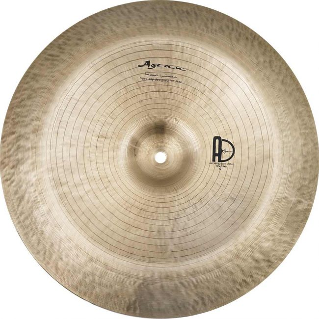 Turkish Hammered China Cymbals Special Jazz