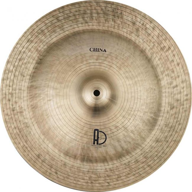 cymbals for sal Special Jazz China 5 650x650 - China Cymbals Special Jazz
