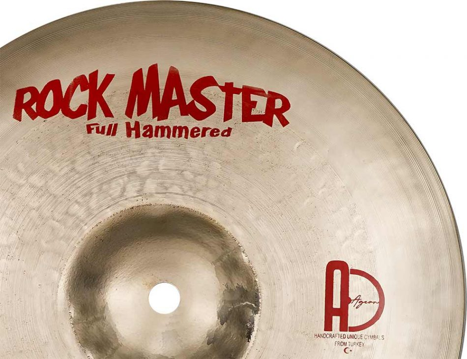 "cymbals for sale Rock Master Splash 4 950x730 - Splash Cymbals 6"" Rock Master"