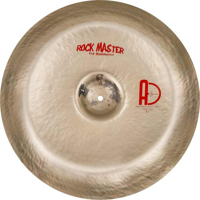 drum cymbals Rock Master China 1 650x650 - China Cymbals Rock Master