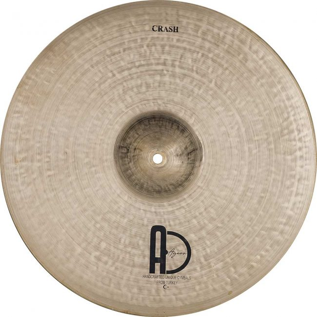 "drum cymbals Z series Crash 4 650x650 - Crash Cymbals 16"" İnch Z"