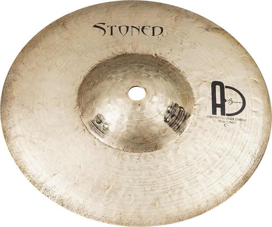 "drum cymbals stoned splash 3 950x792 - Splash Cymbals 8"" Stoned"