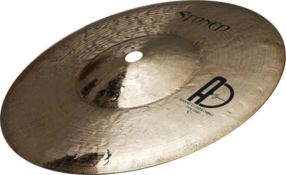 "drum cymbals stoned splash 5 950x580 - Splash Cymbals 8"" Stoned"