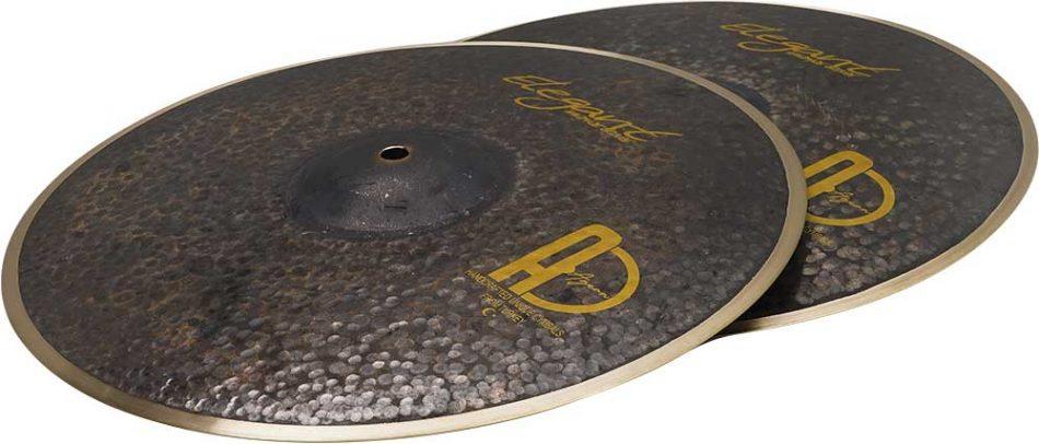 hi hat cymbal Elegant Hi hat Turkish Drum Cymbal 2 950x406 - Hi-hat Cymbals Elegant