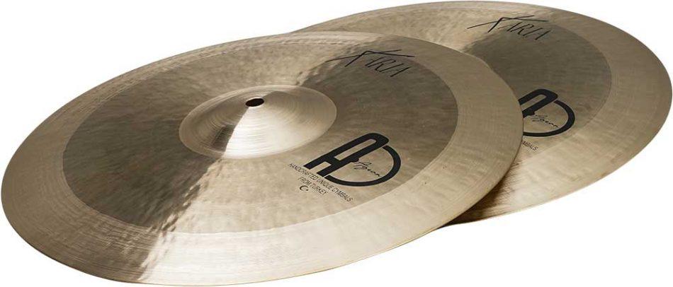 hi hat cymbals Karia Hi Hat 3 950x406 - Hi-Hat Cymbals Karia