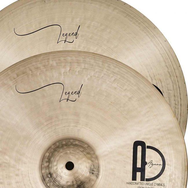 hi hat cymbals istanbul legend hi hat 1 650x650 - Hi-Hat Cymbals Legend