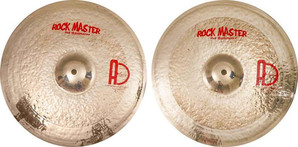 hi hat cymbals rock master 1 950x468 - Hi-hat Cymbals Rock Master