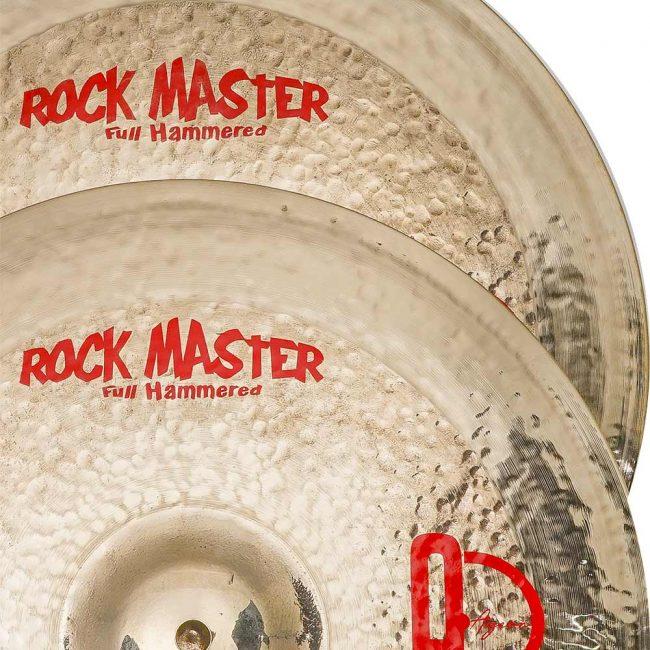 hi hat cymbals rock master 2 650x650 - Hi-hat Cymbals Rock Master