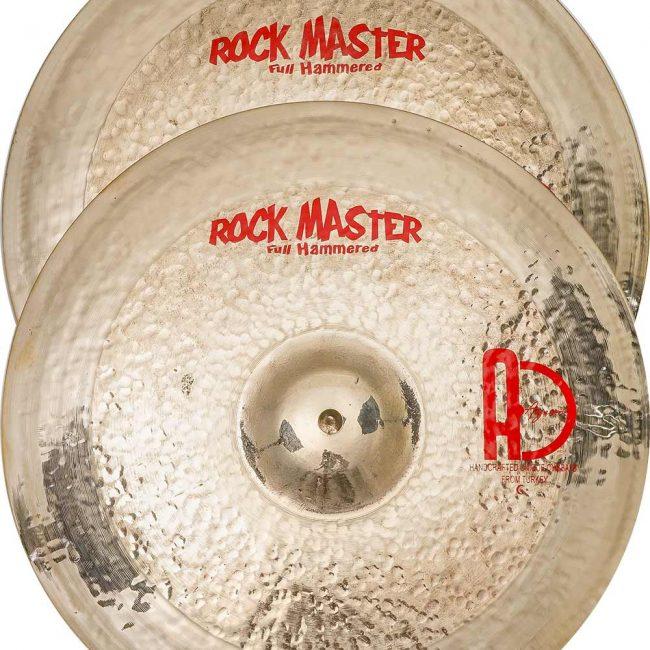 hi hat cymbals rock master 3 650x650 - Hi-hat Cymbals Rock Master