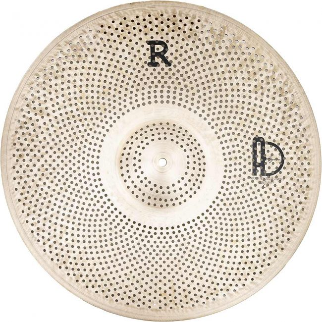 """istanbul cymbals r series ride 1 650x650 - Ride Cymbals 20""""R Low Noise"""