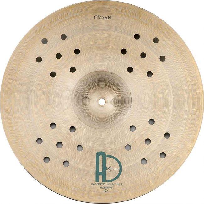 "istanbul cymbals syphax crash 3 650x650 - Crash Cymbals 18"" Syphax"