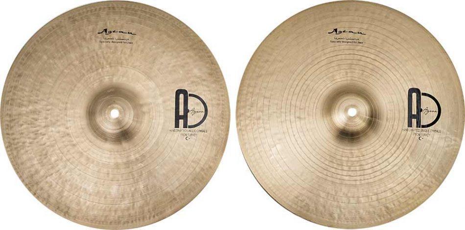jazz cymbals Special Jazz Hi hat 5 950x470 - Hi-Hat Cymbals Special Jazz