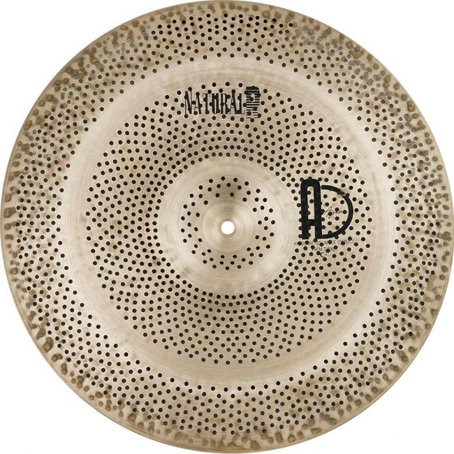 "Cymbals 16"", 18"" inch Natural R Low Noise China"