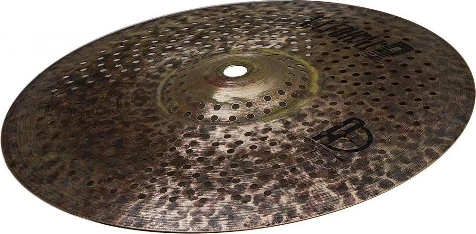 "low volume cymbals Natural R Splash 1 950x468 - Splash Cymbals 10"" Natural R Low Noise"