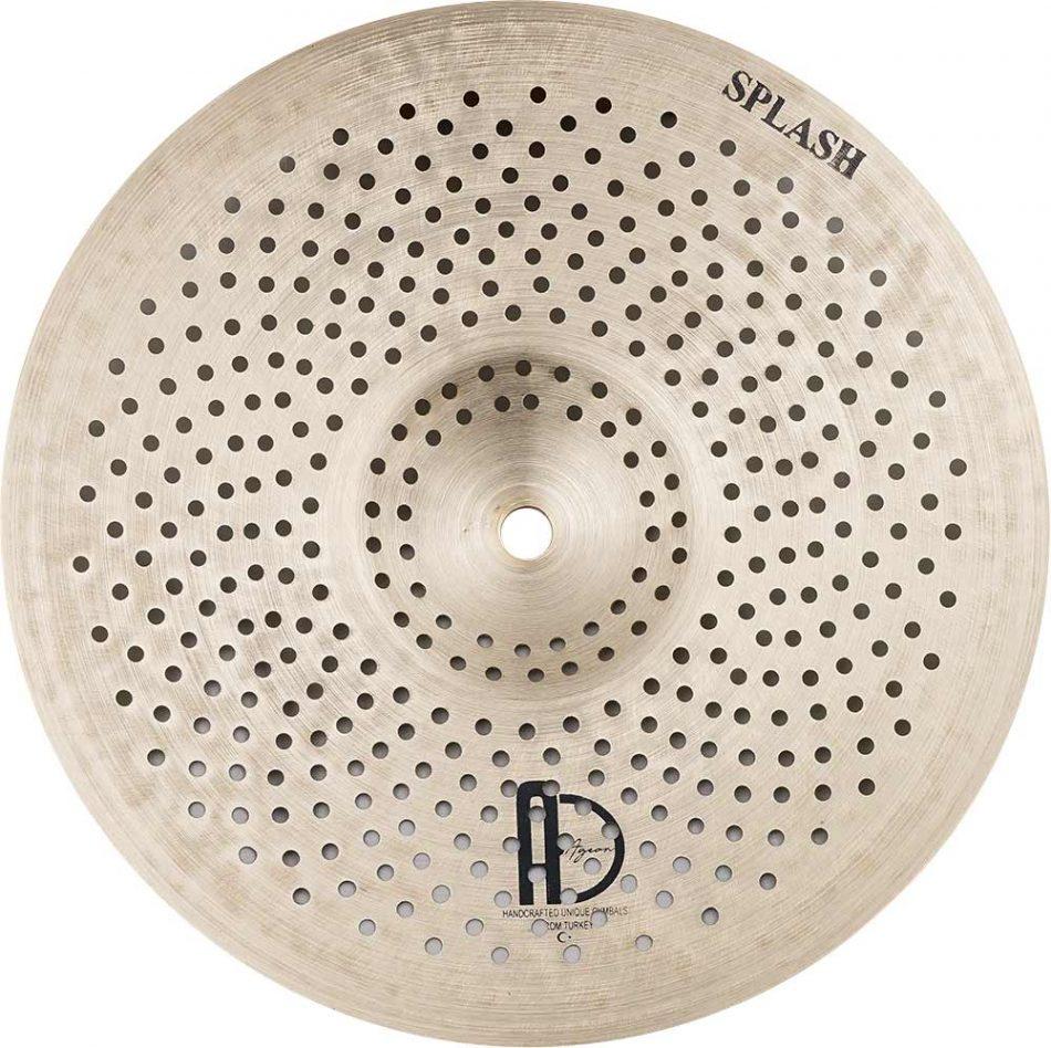 "low volume cymbals Natural R Splash 3 950x948 - Splash Cymbals 10"" Natural R Low Noise"