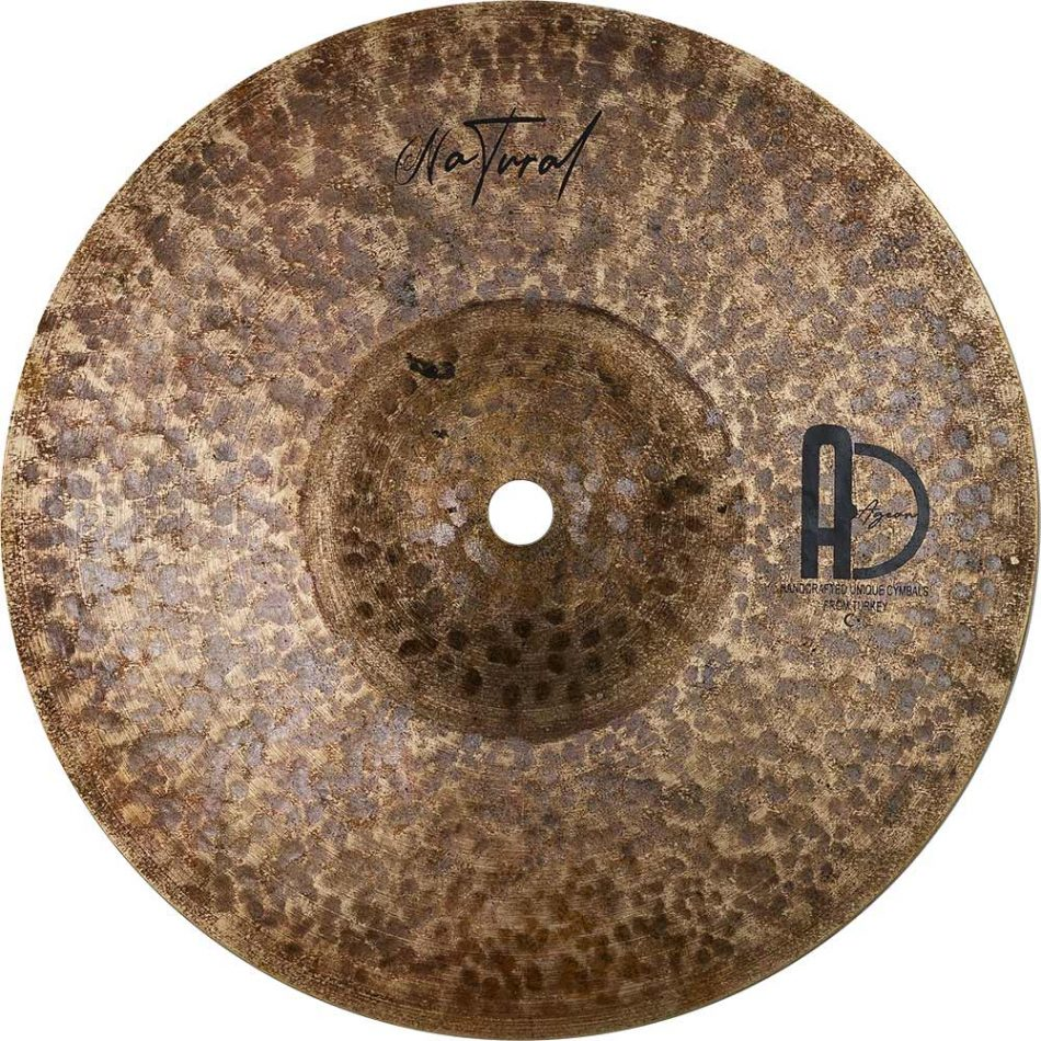 "splash cymbal Natural Splash 1 950x950 - Splash Cymbals 10"" Natural"