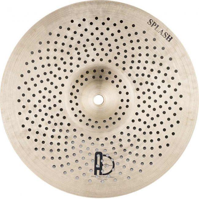"splash cymbal expensive cymbals 1 650x650 - Splash Cymbals 12"" R Low Noise"