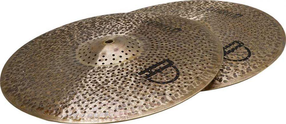 types of drum cymbals Natural R Hi hat 1 950x413 - Hi-Hat Cymbals Natural R Low Noise