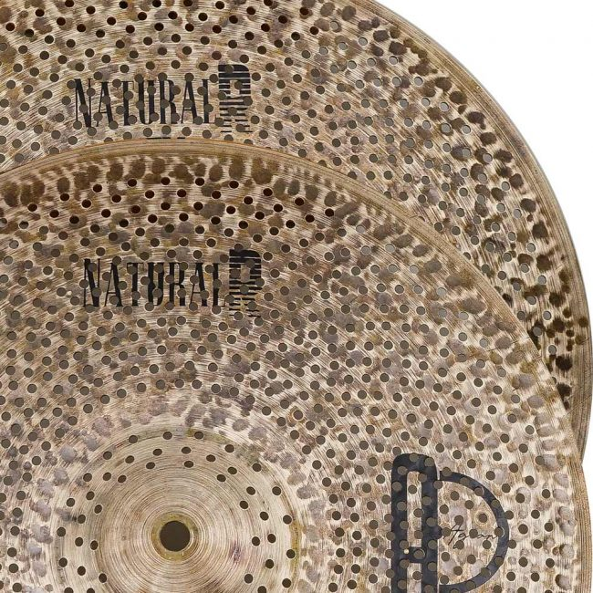 types of drum cymbals Natural R Hi hat 3 650x650 - Hi-Hat Cymbals Natural R Low Noise