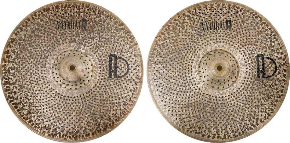types of drum cymbals Natural R Hi hat 4 950x470 - Hi-Hat Cymbals Natural R Low Noise