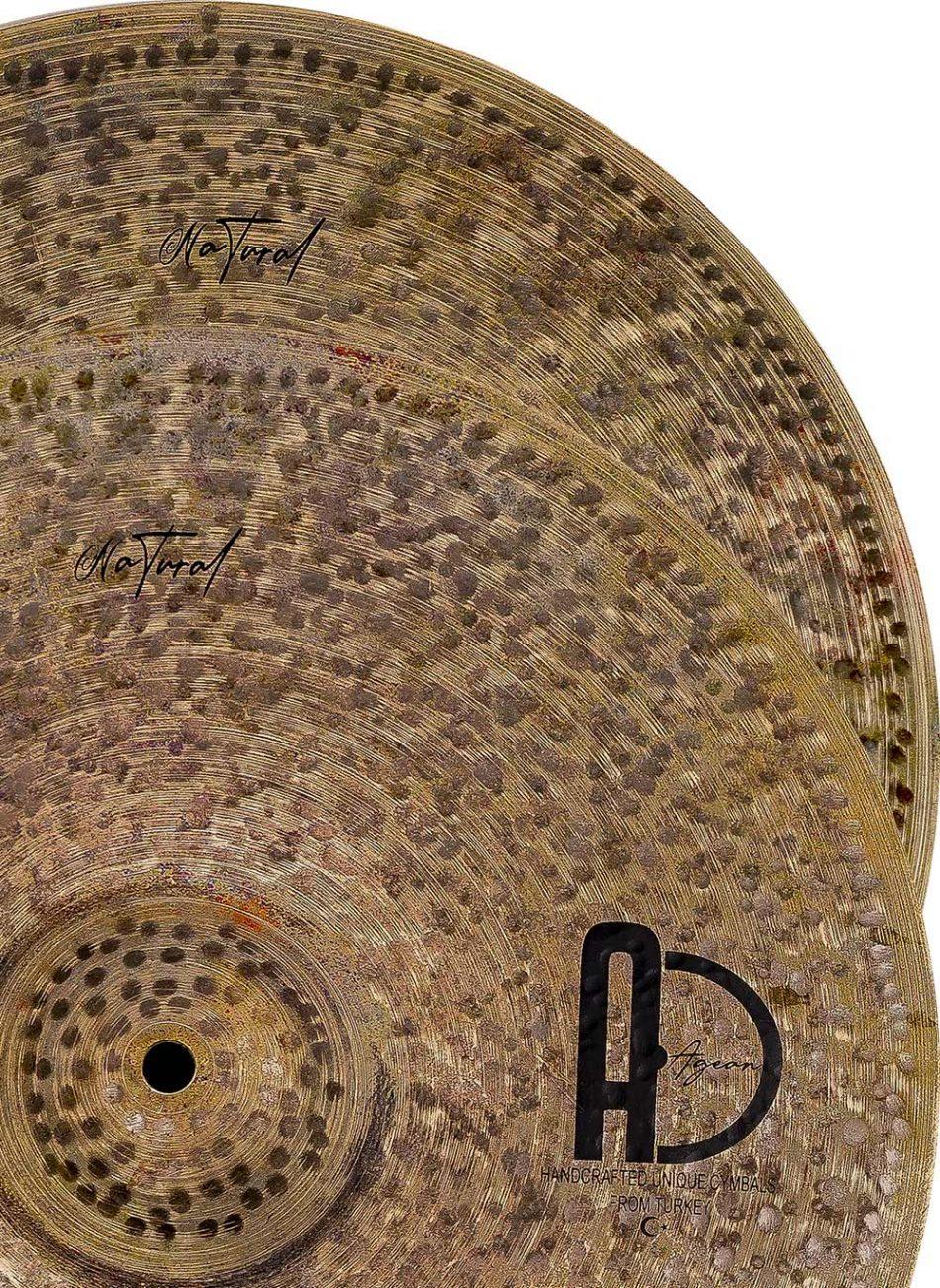 zyn cymbals Natural Hi Hat 1 950x1301 - Hi-Hat Cymbals Natural