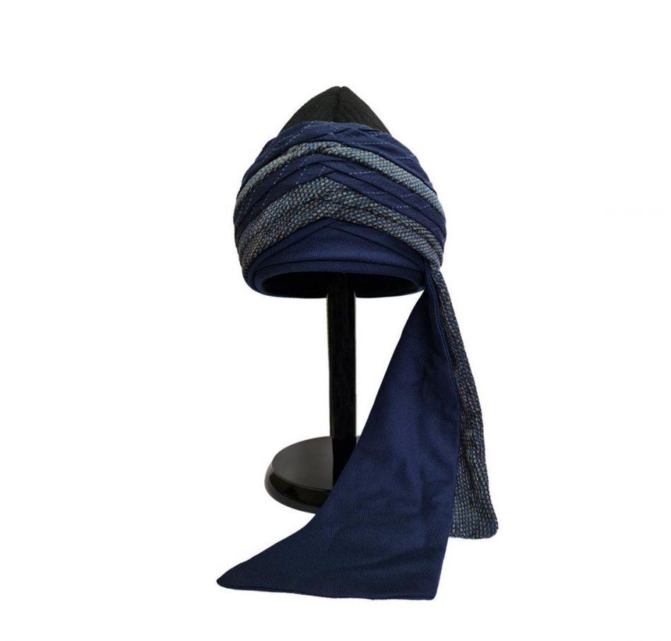 Kurulus Osman Blue Turban of Osman Bey