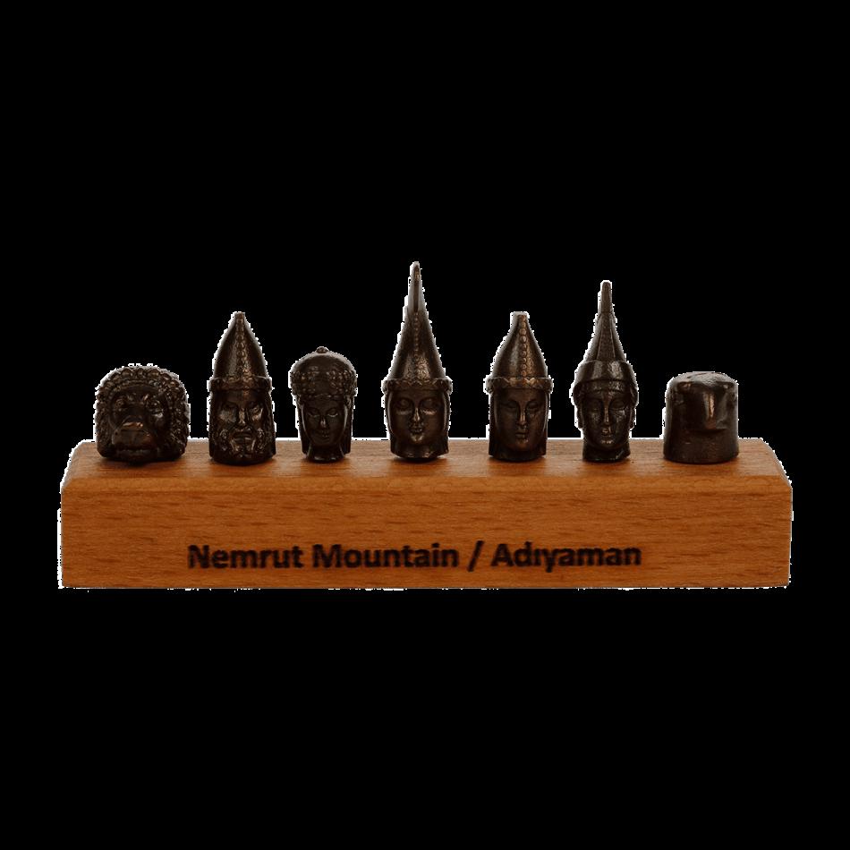 Nemruts Metal Statue