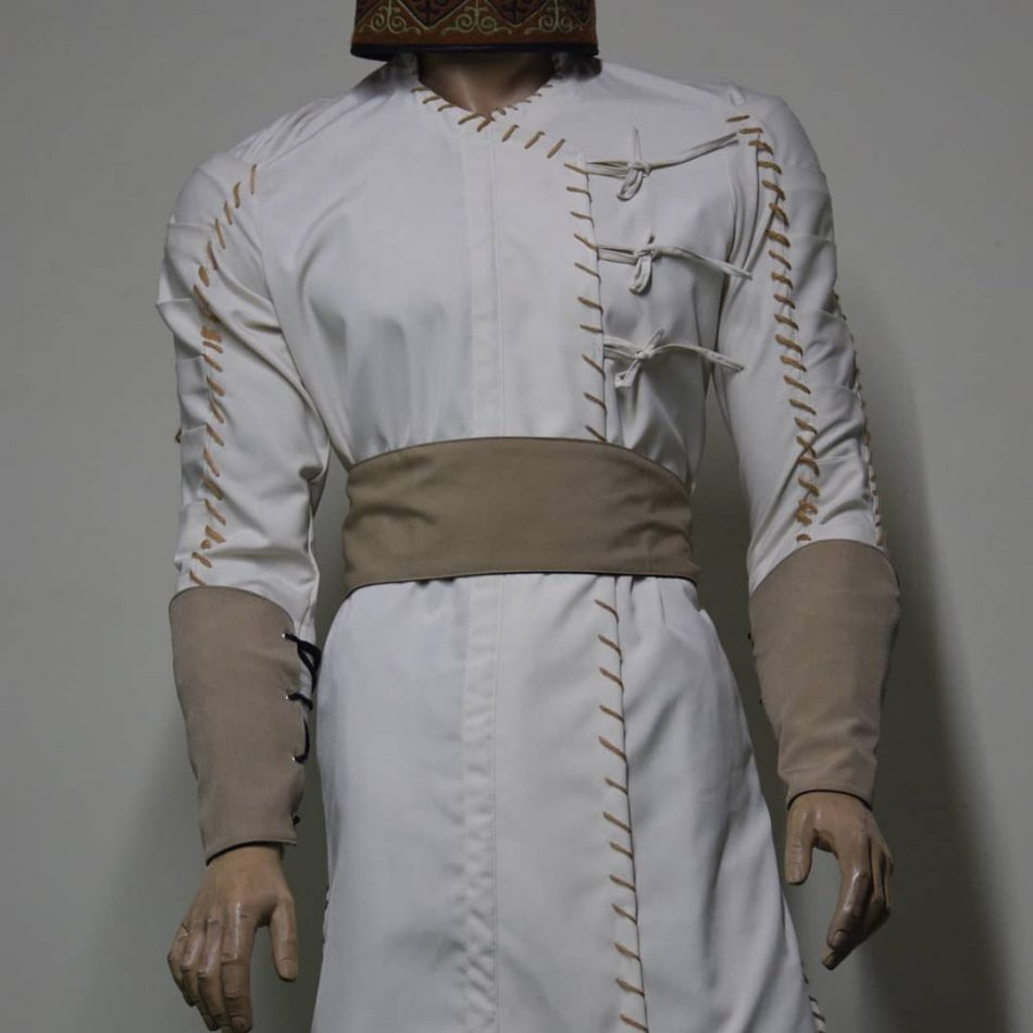 Traditional Archery Costume