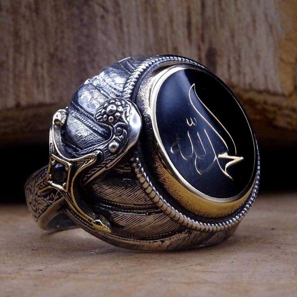 Turkish Silver Rings